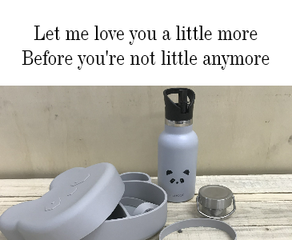 Let me love you a little more..
