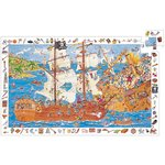 DJECO puzzel piraten