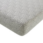 Hoeslaken Mies en Co Cozy Dots 40x80cm