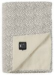 Mies en Co Soft teddy wiegdeken Cozy Dots 70x100 cm