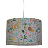 lamp babykamer jungle