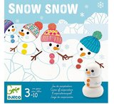 Djeco bordspel Snow Snow
