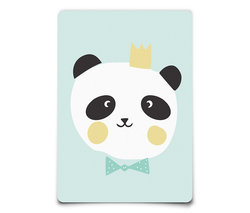 Eef Lillemor kaart Lovely Animals King Panda