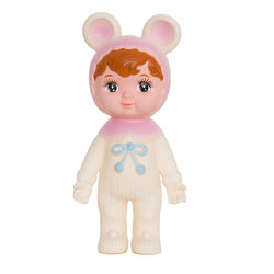 Lapin & Me Woodland doll Milky