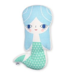 Petit Monkey kussen Mermaid
