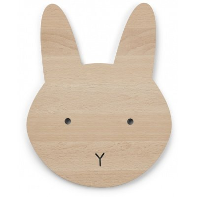 LIEWOOD Troy Wandlamp hout Rabbit natural
