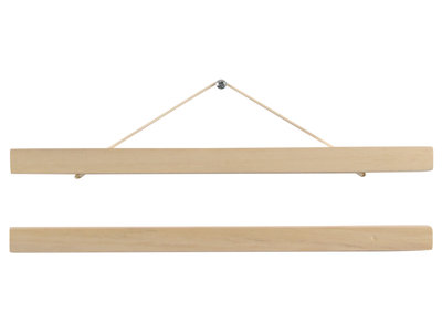 Poster hanger hout A3