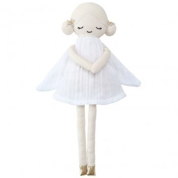 Fabelab knuffelpop Winter fairy