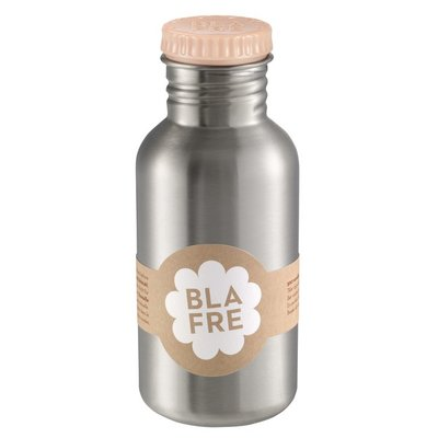 Blafre Drinkfles RVS 500ml Peach