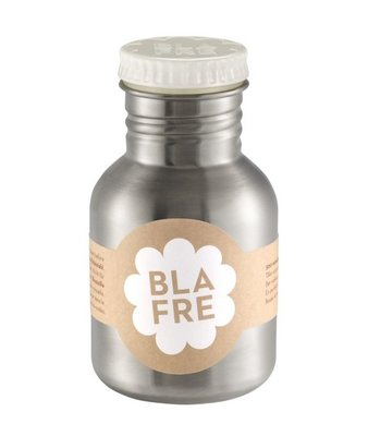 Blafre Drinkfles RVS 300ml Wit