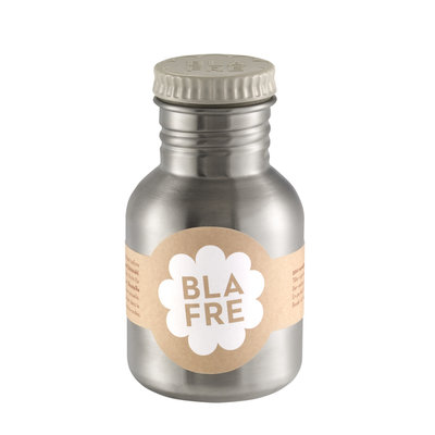 Blafre Drinkfles RVS 300 ml Grijs