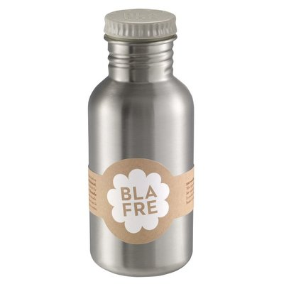 Blafre Drinkfles RVS 500 ml Grijs