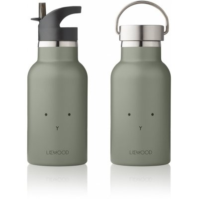 LIEWOOD drinkfles Rabbit Faune Green