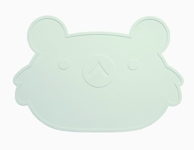 Placemat Petit Monkey Koala Mint