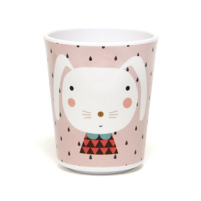 Melamine Beker Rabbit Drops Petit Monkey