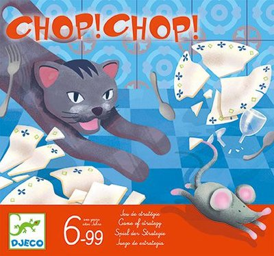 DJECO Bordspel Chop!Chop! 6jr+