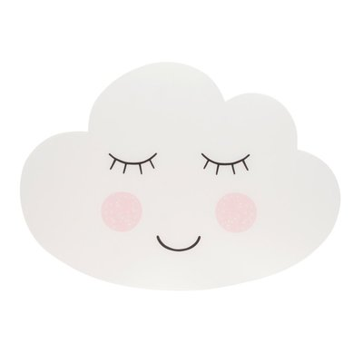 Kinderplacemat Sweet Dreams Wolk