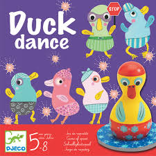 DJECO Bordspel Duck Dance 5jr+