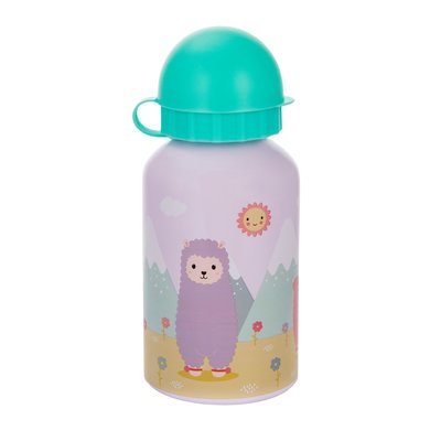 Sass & Belle Drinkfles Lama 300 ml
