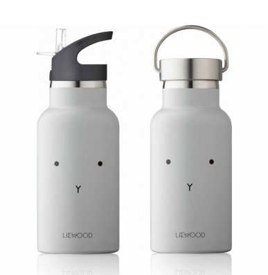 LIEWOOD drinkfles Rabbit dumbo grey