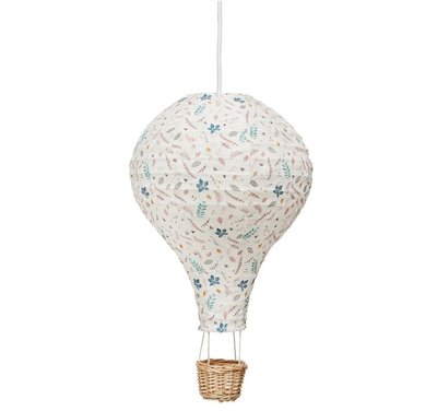 Cam Cam Copenhagen Lamp Luchtballon Pressed Leaves rose