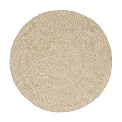 KidsDepot Vloerkleed Jute naturel