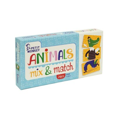 Dieren Mix & Match Petit Monkey