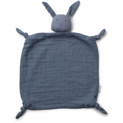 LIEWOOD Knuffeldoek Rabbit Blue Wave