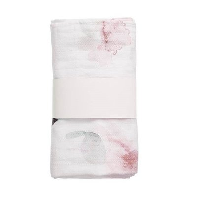 Mies & Co Swaddle Forever Flower 120x120cm