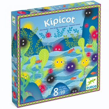 DJECO spelletje Kipicot Strategie Spel