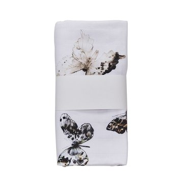 Mies & Co Swaddle Fika Butterfly 120 x 120 cm
