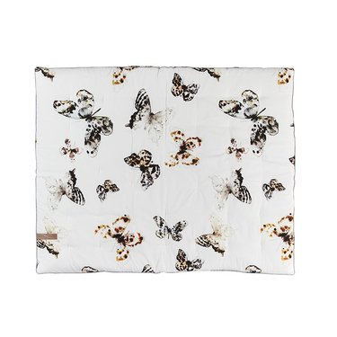Mies & Co Boxkleed Fika Butterfly 80 x 100cm