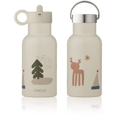 LIEWOOD Drinkfles Anker water bottle Holiday mix