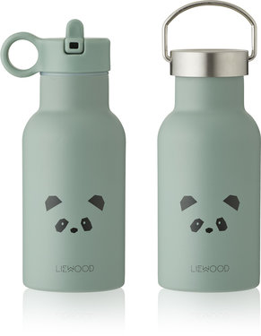 LIEWOOD Thermosfles Anker Water Bottle Panda Peppermint