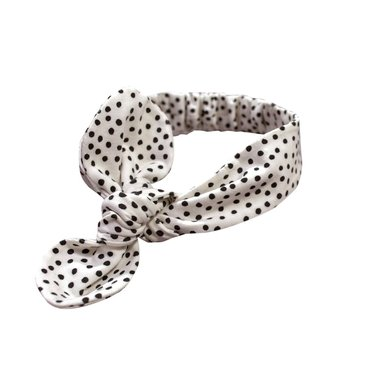 Mies & Co Baby Haarband Cozy Dots