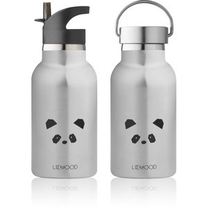 Liewood drinkfles panda rvs Stainless Steel