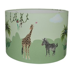 jungle lamp kinderkamer