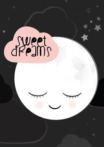 poster maan sweet dreams