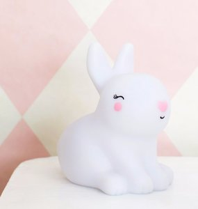 Nachtlampje little bunny nightlight