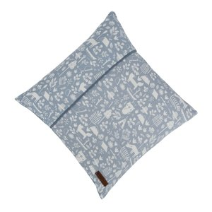 Kussen Kinderkamer Little dutch adventure blue